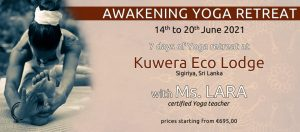 Kuwera awakening yoga retreat